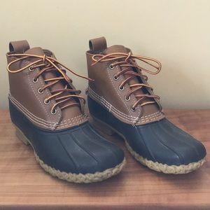 🍁 BRAND NEW NEVER WORN Bean Boots